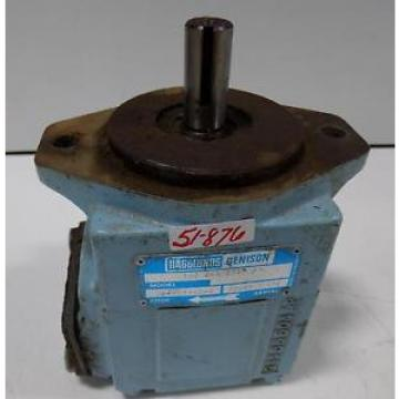 DENISON HYDRAULIC PUMP T6C 008 2R03 B1 / 024-03100-0