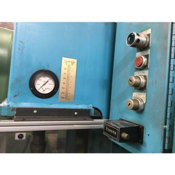 DENISON MULTIPRESS 6 TON HYDRAULIC PRESS WR-65L , 5 HP