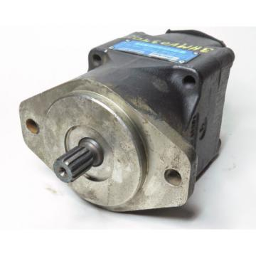 PARKER DENISON M4C-067-3N00-A102 HYDRAULIC VANE MOTOR 477HP@2,000RPM, EXT DRAIN