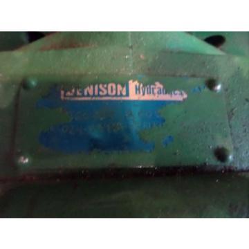 Denison Hydraulics Pump T6C 031 1R 00B1 ? 0081
