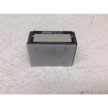 Denison Hydraulics BA-01 098-90950 Block BA0109890950 origin TB