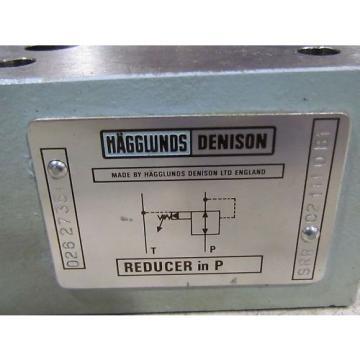 HAGGLUNDS Denison 026 27351 SRR 02 111 O B1 Hydraulic
