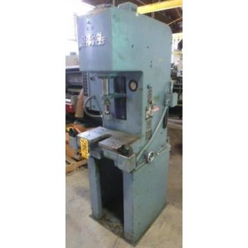 6 TON DENISON MULTIPRESS GAP FRAME HYDRAULIC PRESS 29823