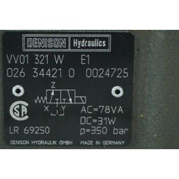 DENISON HYDRAULICS VV01-321-W-E1 NSNB