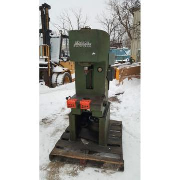 Denison 8-Ton C-Frame Hydraulic Press, Model SC87LG262C - 2 Available