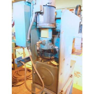 DENISON MODEL WR45L 4-TON MULTIPRESS HYDRAULIC PRESS