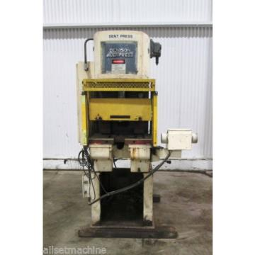 12-Ton Denison Multipress C-Frame Type Hydraulic Press - Used - AM14712