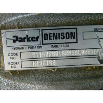 PARKER  DENISON  P1 AXIAL PISTON  PUMP 172 SHAFT    93E-93182 H18C108