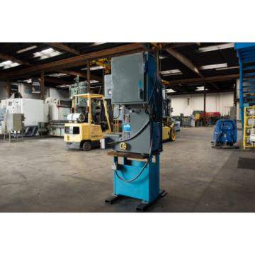 Abex Denison Multipress Hydraulic C- Frame Press 2 Ton