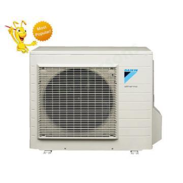 9k + 12k + 18k Btu Daikin Tri Zone Ductless Wall Mount Heat Pump Air Conditioner