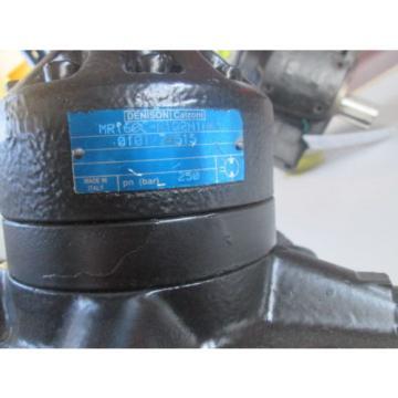 Motore Idraulico Denison Calzoni MR160C