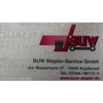 Kugelschraube Dämpfer Deichsel  Linde 0039342000  T16/18/20 L10/12 BR 360,379
