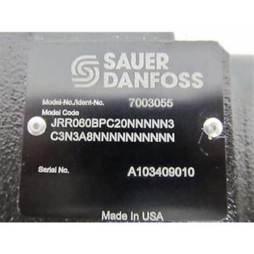 Sauer Danfoss 7003055, Series 45, Axial Piston Hydraulic Pump