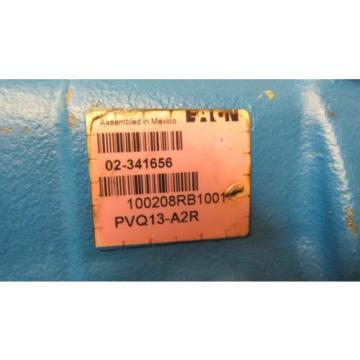 EATON VICKERS PVQ13-A2R HYDRAULIC PUMP 100208RB1001