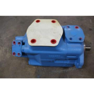 REBUILT EATON 4520V60A12 1CC22R ROTARY VANE HYDRAULIC PUMP 35#034; IN 1-3/8#034; OUT