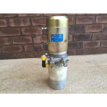 Bosch Hydraulic Pump Motor 24V 1547220506
