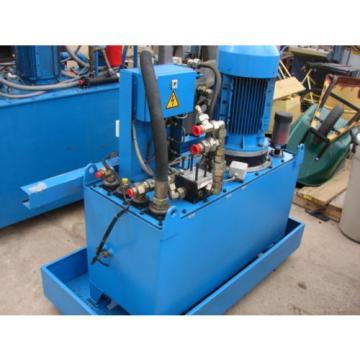 Hydraulic Power Unit 18.5 KW, 40/150 Bar