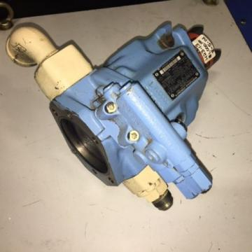 Rexroth India Germany Brueninghaus Hydromatik Hydraulic Pump, 31R-PKC62K01, Used, WARRANTY