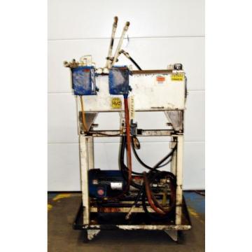 #SLS1D32 Hydraulic Power Unit  3HP 15219DC