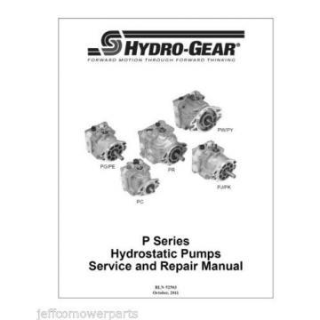Pump PG-1HCC-DY1X-XXXX/BDP10A-418,7011223/17024/781047 HYDRO GEAR OEM FOR TRANSA