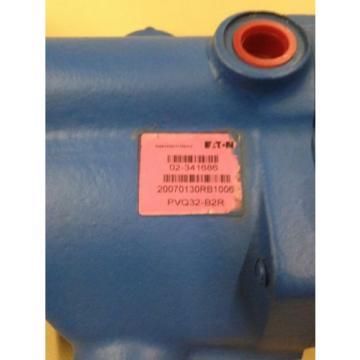 origin Old Stock Eaton PVQ32-B2R Low Noise Industrial Piston Pump     G9