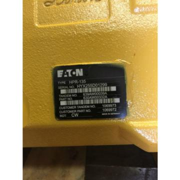 Eaton Linde HPR130 for  Caterpillar MD5075 drill