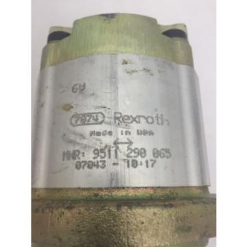 ONE Mexico USA NEW REXROTH Hydraulic Motor 9511-290-065
