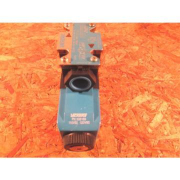 VICKERS  EATON DUAL SOLENOID CONTROL / PILOT  VALVE DG4V 3 6C M FWE B6 60  NOS