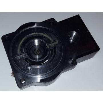 End cap, rear ports, CW, for Sauer Danfoss Series 45 pump, K-frame 11056114