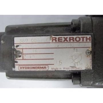 REXROTH Russia USA HYDRONORMA PUMP 1PV2V5-20/12RE01MC-70A1