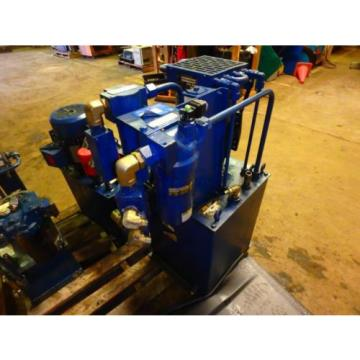 PARKER HYDRAULIC POWER UNIT HPU 7070BMD 876479_HPU7070BMD876479