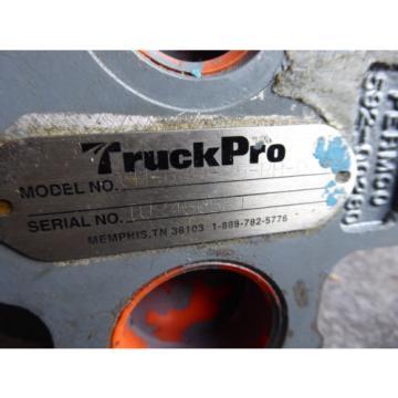 NEW TRUCKPRO HYDRAULIC PUMP CH-640-25-RH-D