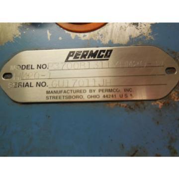 NEW PERMCO HYDRAULIC PUMP # P3700B131TXHM20-1AHM20-1