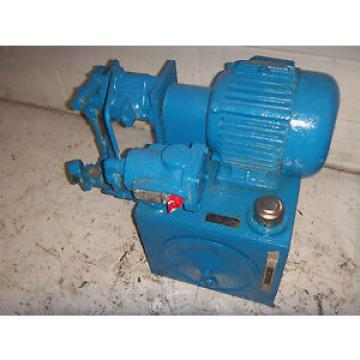 Vickers 3/4HP 4GPM Hydraulic Power unit