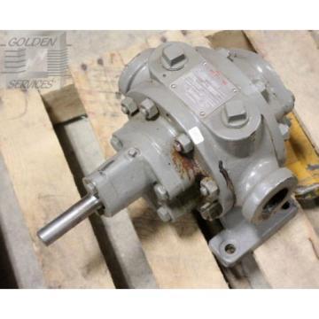 Flowserve Industrial Hydraulic Rotary Gear Pump 1.5 GRM