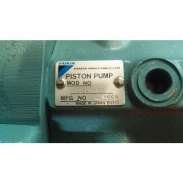 Daikin V-Series Hydraulic Piston Pump V8A1RX-20