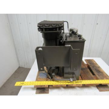 PARKER HPU17762B Hydraulic Pump Power Unit Complete 3.2GPM @500PSI