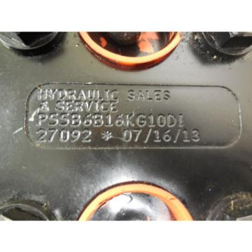 NEW PERMCO HYDRAULIC PUMP # P55B6B16KG10DI-27092