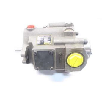 NEW PARKER PVP48203R6A111 VARIABLE VOLUME PISTON HYDRAULIC PUMP D556155