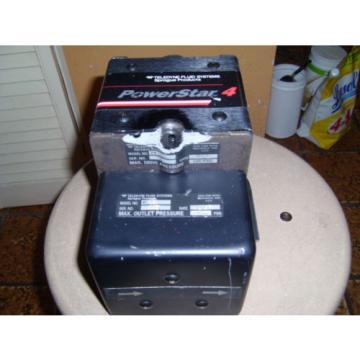 Teledyne fluid systems 4f 114 Powerstar 4