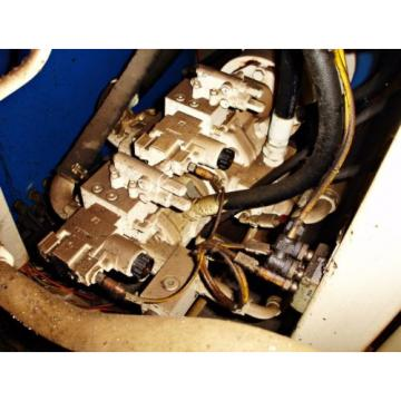 #SLS1D32 Rexroth Hydraulic HPU Power Supply Unit 30HP  15246LR