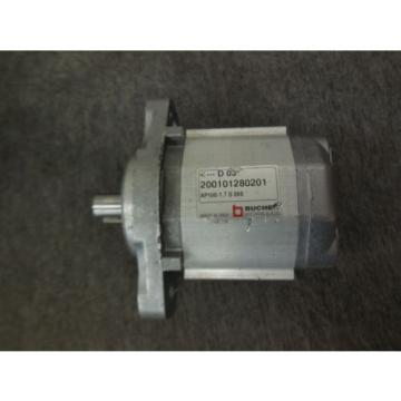 NEW BUCHER HYDRAULICS GEAR PUMP 200101280201