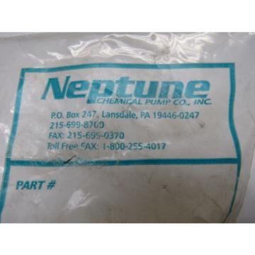 Neptune 562TN7 Polyurethane Valve Ball Pump Repair replacement Part Lot of 4