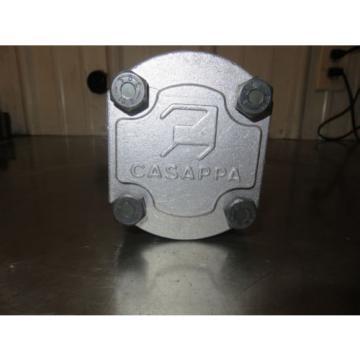 NEW - SPARTAN - CASAPPA HYDRAULIC PUMP # PLP20.16S0-31-S1-L0C/0D-N-EL