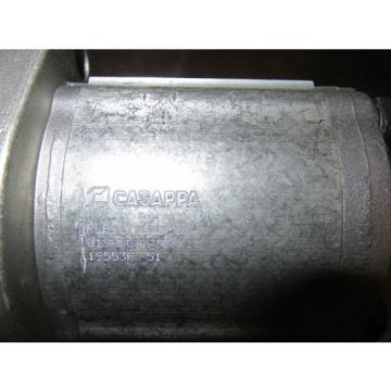 NEW CASAPPA HYDRAULIC PUMP # PLP20.16S0-31-S1-L0C/0D-N-EL