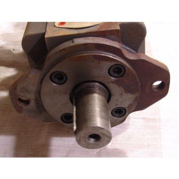 """Bucher hydraulic pump triple internal gear 2-7/16""""  shaft weighs 600#"""