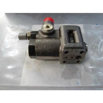 PARKER PVP PISTON PUMP PRESSURE control compensator