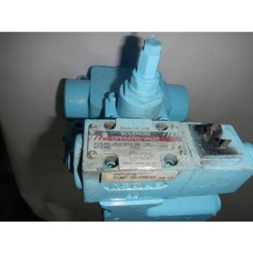 Daiken V38-C13RJAX-80 Hydraulic Piston pump