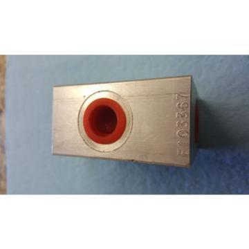 5CK356TS4, WO 011607, IHI0639, Integrated Hydraulics, Valve, 5CK301SPR Cartridge