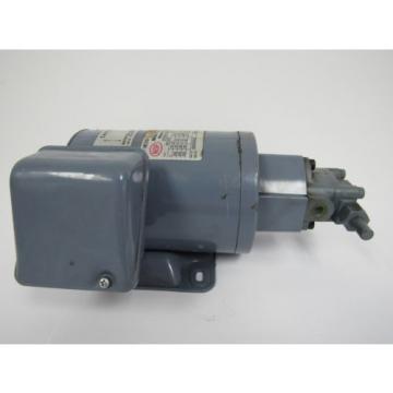 Nippon Oil Pump Motor Trochoid NOP 3-Phase Induction Motor TOP-1ME200-11MAVB
